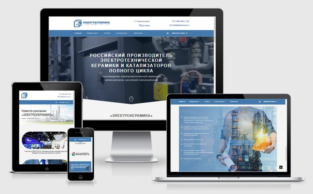 Создание корпоративного сайта на joomla продвижение и индексация сайта в